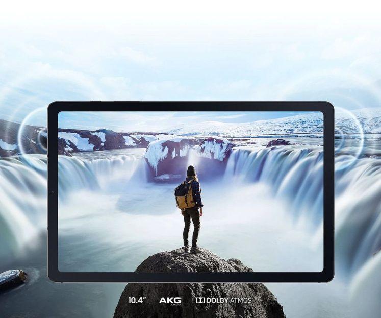 Tab S6 Lite 優異的AKG音效,如臨現場