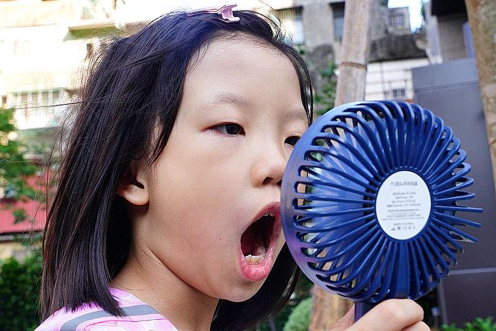 最強風速可達4.5M/s