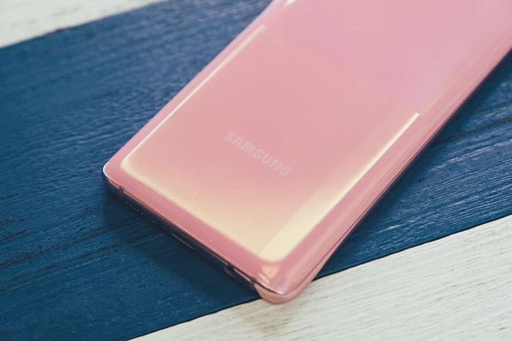 Galaxy A51 5G 背蓋
