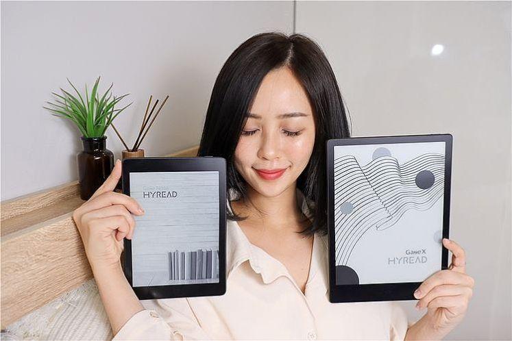 HyRead Gaze 系列電子書閱讀器推薦,顛覆大家對閱讀的習慣與想像