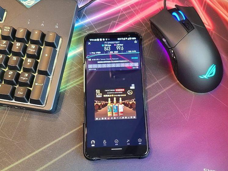 ROG Phone 3 使用感想