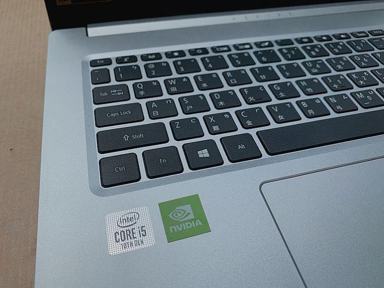 CPU:Intel Core i5-1035G1 四核心