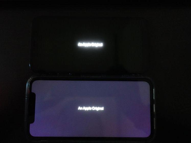 iPhone 11與iPhone 12螢幕比較