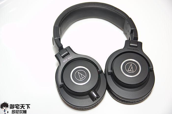 鐵三角 ATH-M40X 耳機