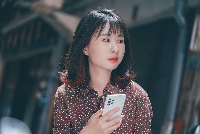 Samsung Galaxy A52 5G手機 圖集欣賞-5