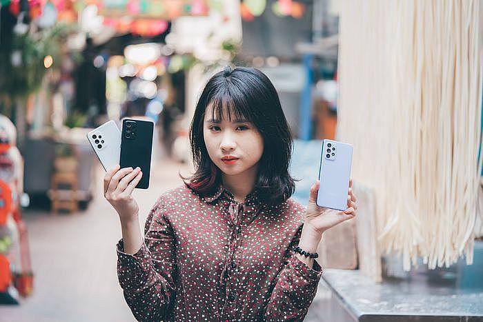 Samsung Galaxy A52 5G手機 圖集欣賞-12
