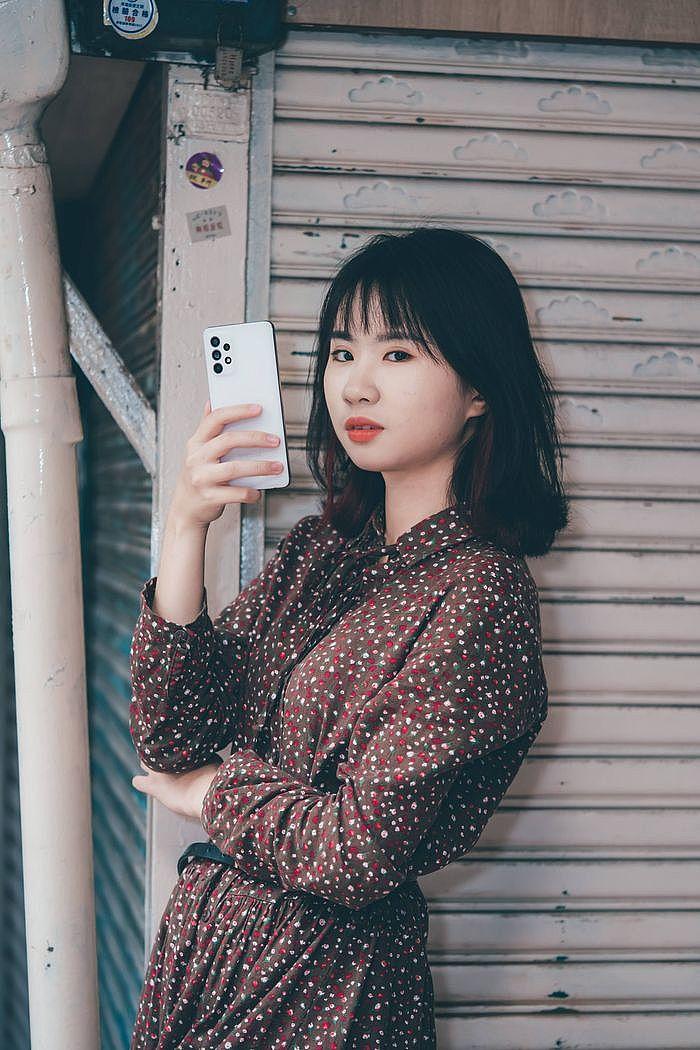 Samsung Galaxy A52 5G手機 圖集欣賞-13