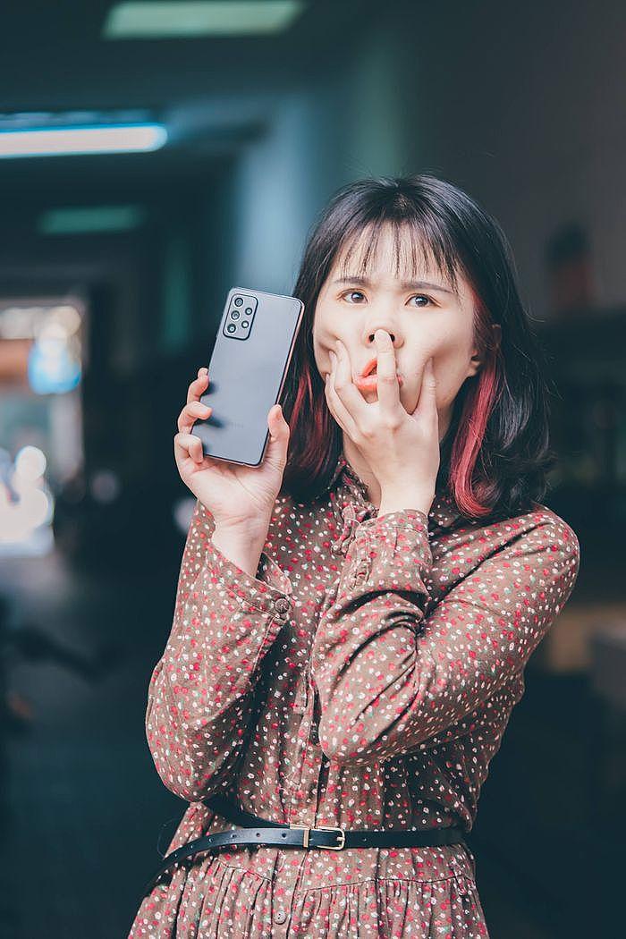 Samsung Galaxy A52 5G手機 怪照欣賞-4