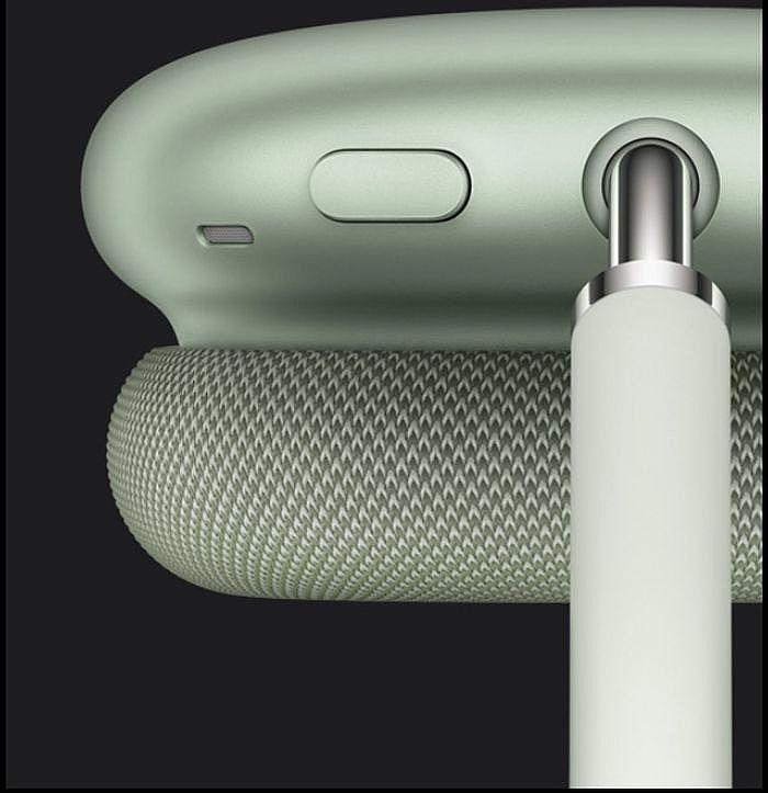 AirPods Max 耳罩式耳機 通透模式/主動式降噪