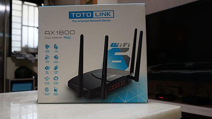 Totolink X5000R 有多快?一般家庭評測