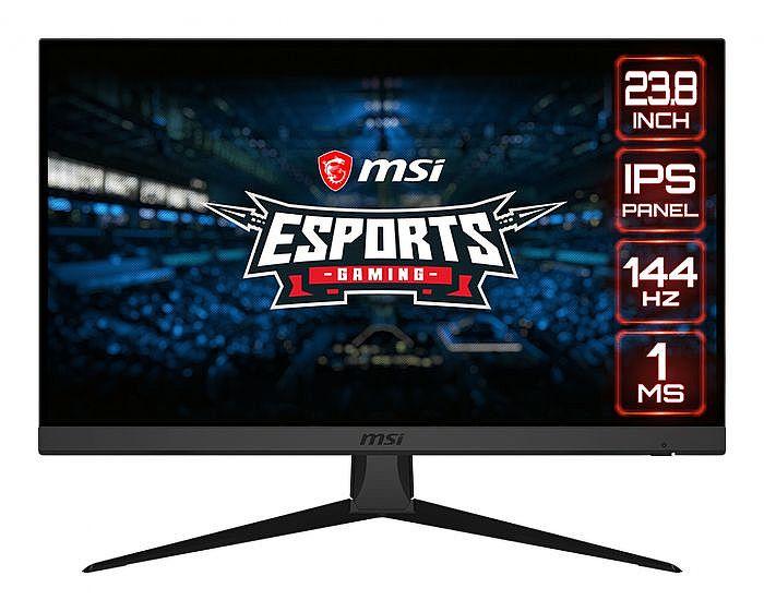 MSI Optix G242 24型IPS電競液晶螢幕