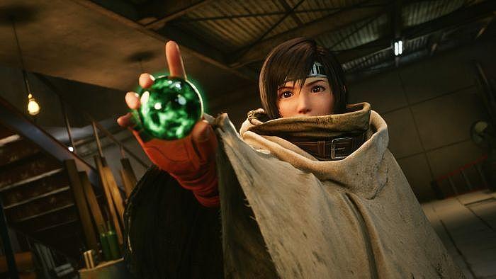 太空戰士7 重製版(Final Fantasy VII Remake)