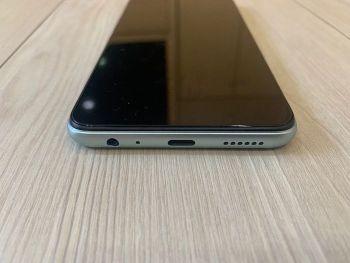 Samsung Galaxy A22 5G 機身底部