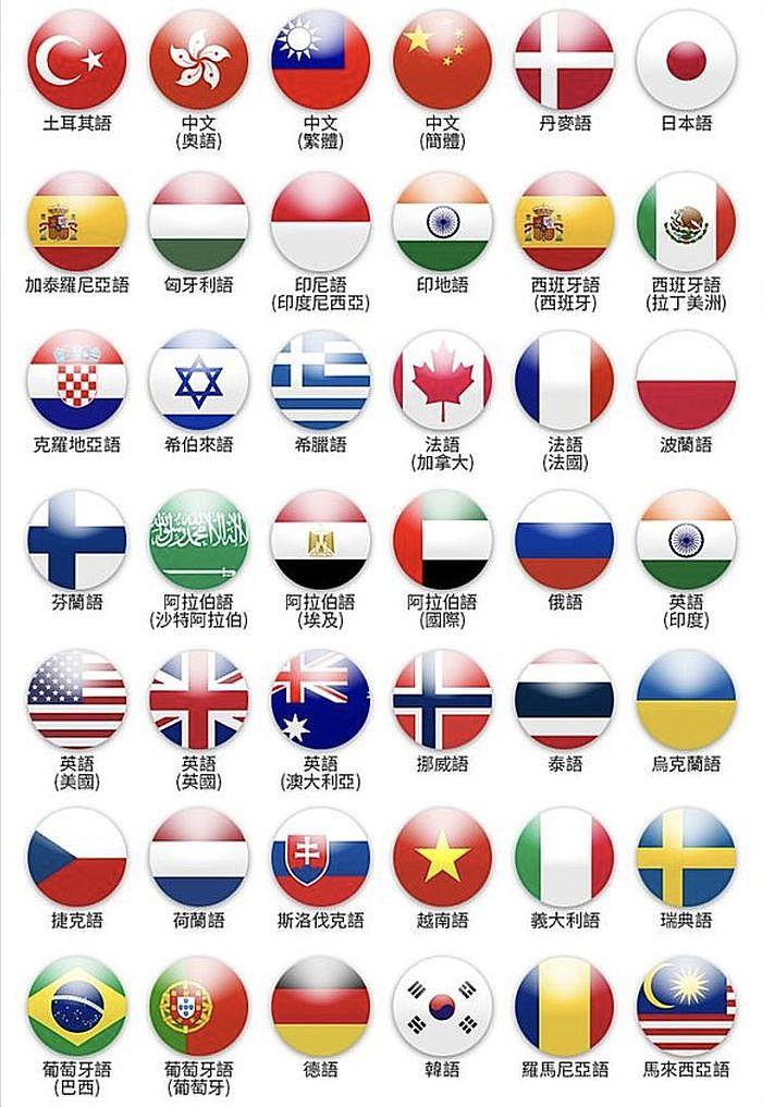 可以翻譯 42 種語言