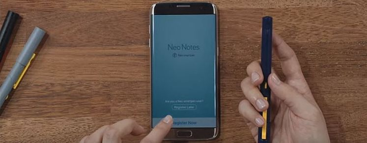 下載專用APP:Neo Notes智慧筆記