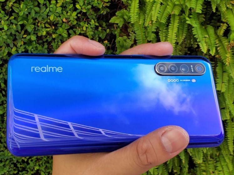 Realme XT 6400萬畫素四鏡頭鷹眼猛獸