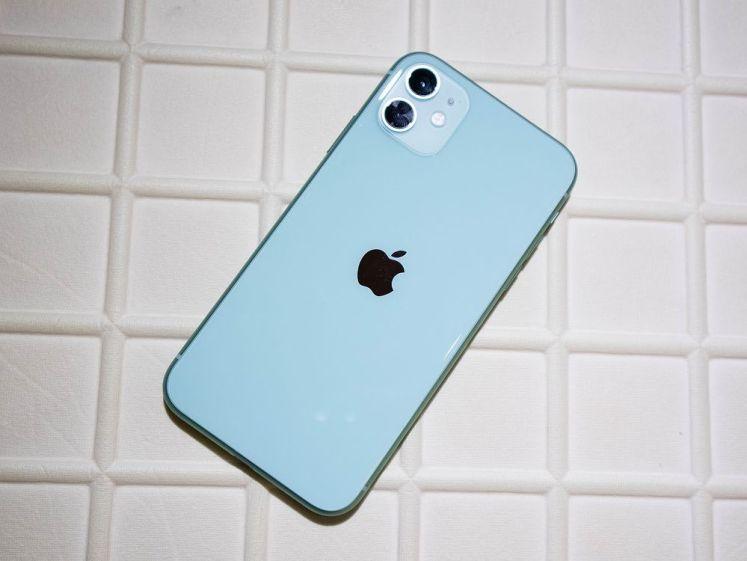 iPhone 11 綠色