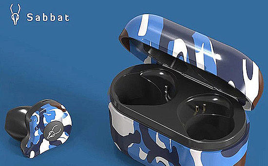 真無線 魔宴 Sabbat E12 藍牙耳機