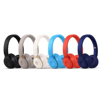 【Beats】Beats Solo Pro Wireless 頭戴式降噪耳機