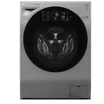 LG樂金12公斤 滾筒洗衣機 蒸氣洗脫烘 WIFI/SMART功能WD-S12GV