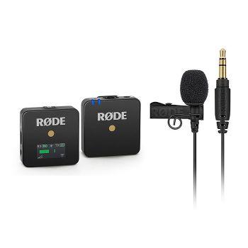 RODE 羅德 Wireless GO + Lavalier GO 麥克風套組