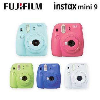 FUJIFILM instax mini 9 拍立得相機