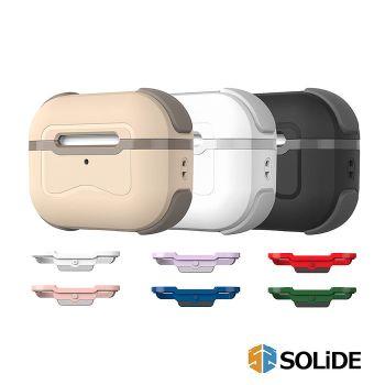 SOLiDE AirPods Pro Pocket 玩色可替換色框抗菌防摔殼