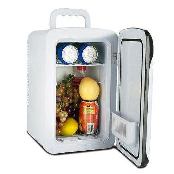 ZANWA晶華 可調溫控冷暖變頻行動冰箱 CLT-12G