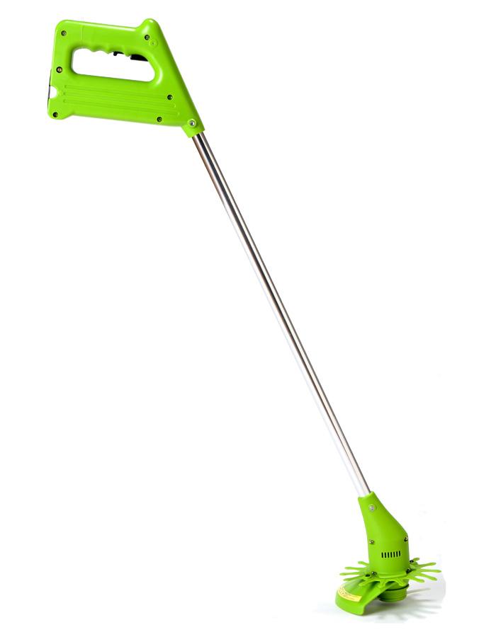 軽量充電式コードレス草刈機(ナイロン刃・スチール刃両用)