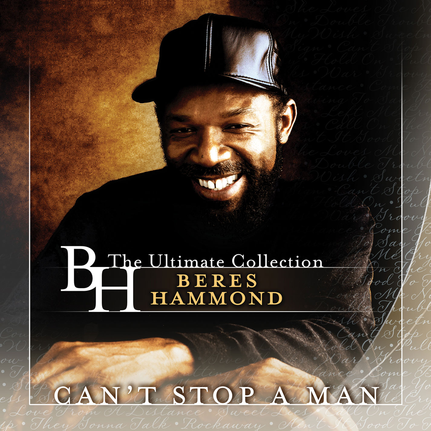 Beres Hammond Can T Stop A Man Beres Hammond The