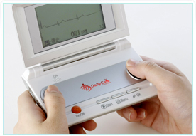 携帯心電計 リード・マイハートPlus