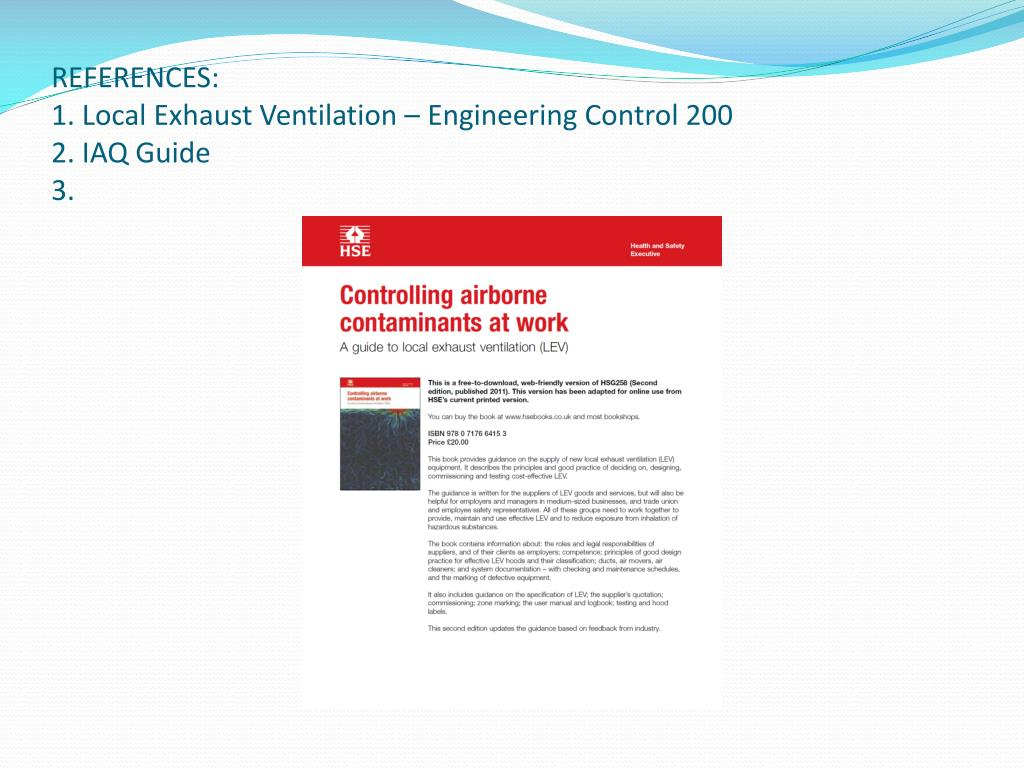 ppt controlling chemical emissions