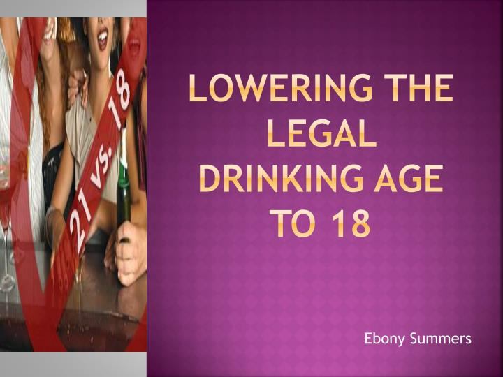 essay title creator why the drinking age should be lowered to  teen essay on drugs lesley stahl examines the debate over lowering the drinking age to 18