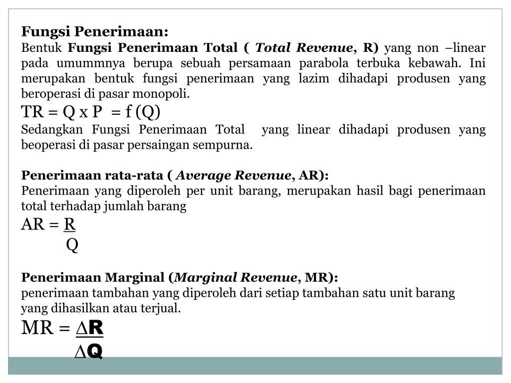 Fungsi permintaan, fungsi penawaran dan keseimbangan pasar. Contoh Soal Penerapan Fungsi Non Linier Dalam Matematika