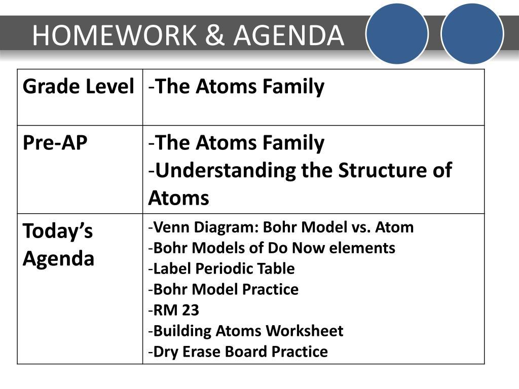 31 Label An Atom Worksheet
