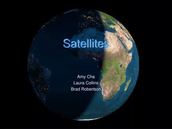 PPT - Satellites PowerPoint Presentation, free download ...