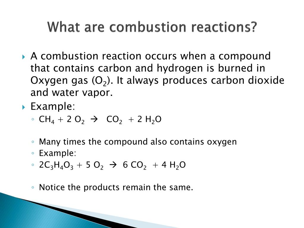 Images Of Combustion Reactions