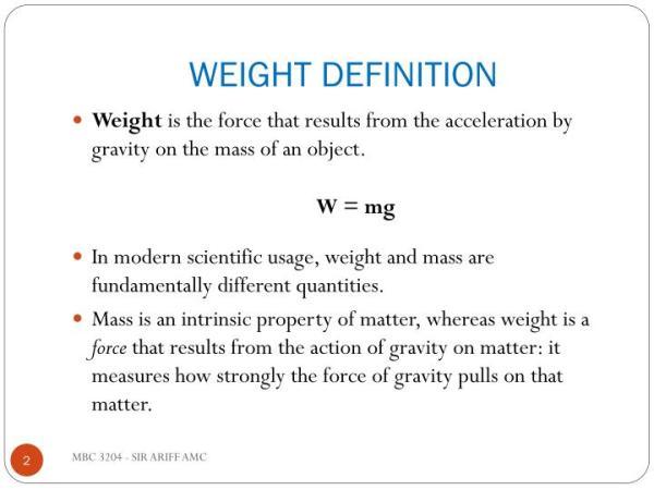 PPT - MASS (WEIGHT) & BALANCE PowerPoint Presentation - ID ...