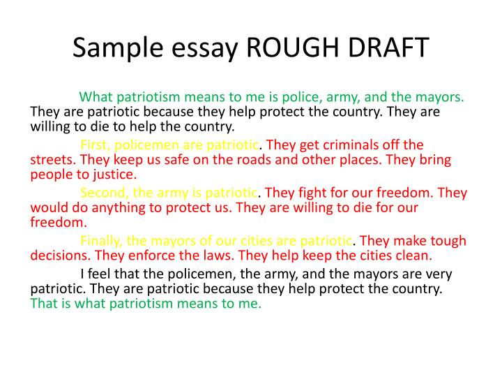 how to write a rough draft for an essay examples docoments ojazlink rough draft of an