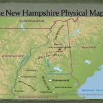 Ppt The New Hampshire Physical Map Powerpoint Presentation Free Download Id 3234853