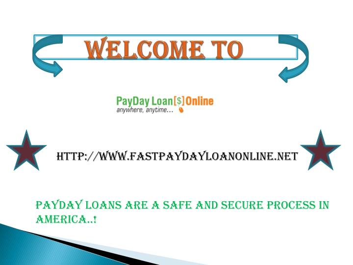 pay day lending products if you have less-than-perfect credit