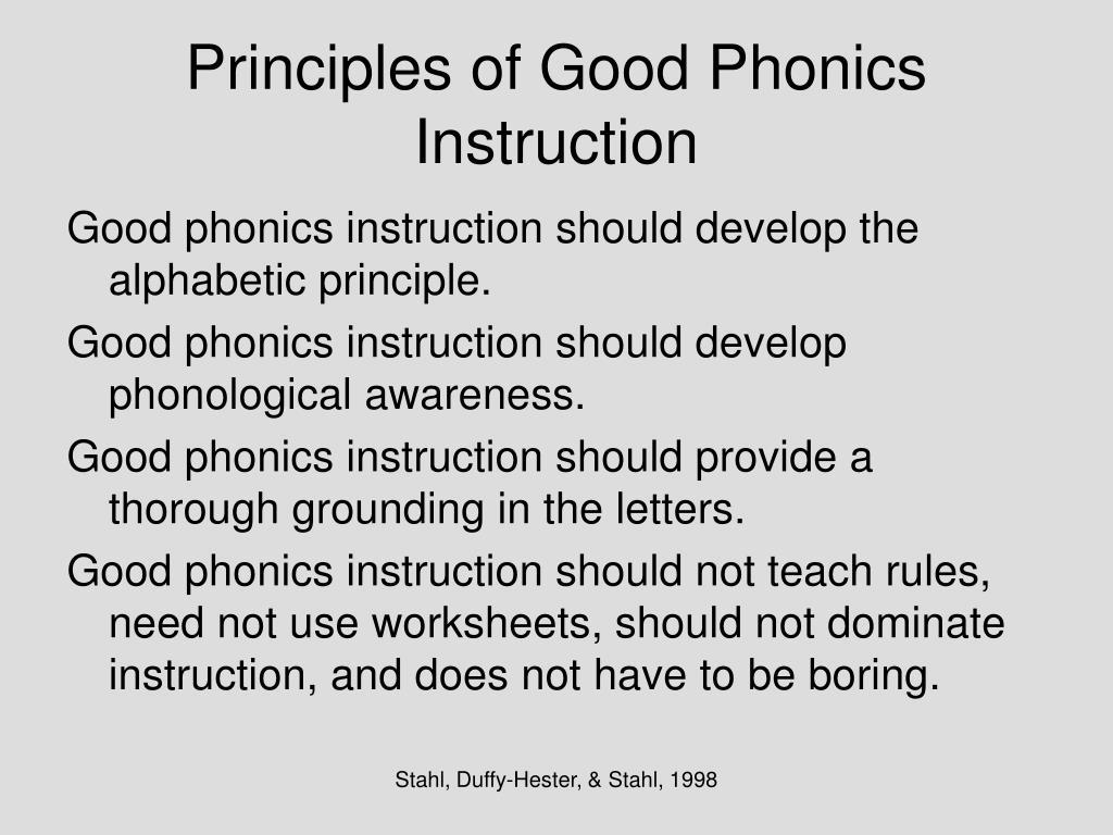 Alphabetic Principle Worksheets