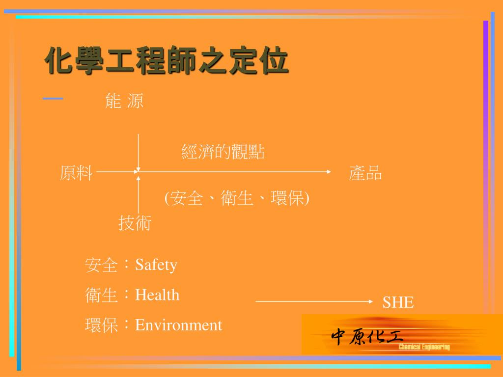 PPT - 化工概論 報告人:莊清榮 9 3.02 PowerPoint Presentation - ID:3556785
