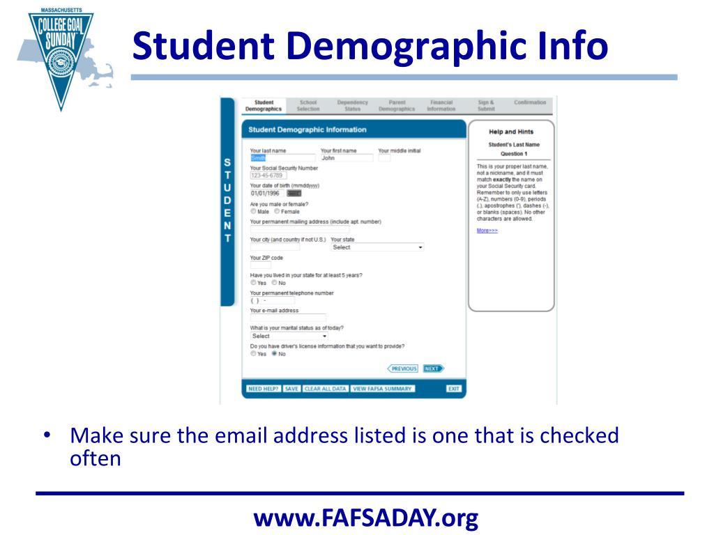 35 Student Aid Eligibility Worksheet