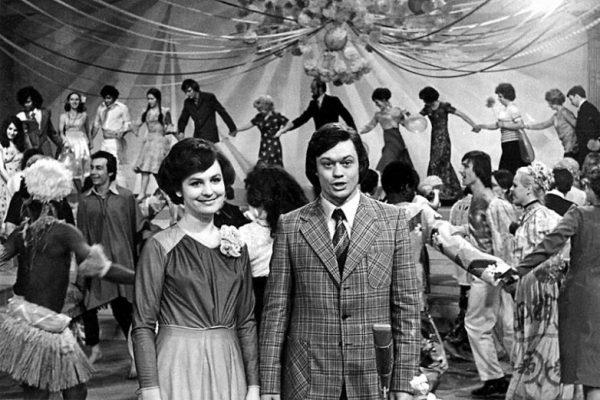 Как встречали новый год в 70-е / Назад в СССР / Back in USSR