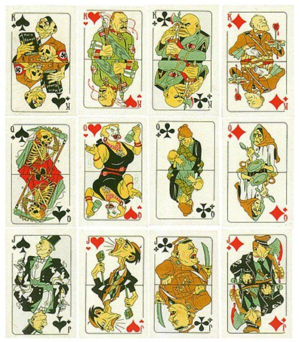 Перекинемся в картишки? История игральных карт и карточных ...
