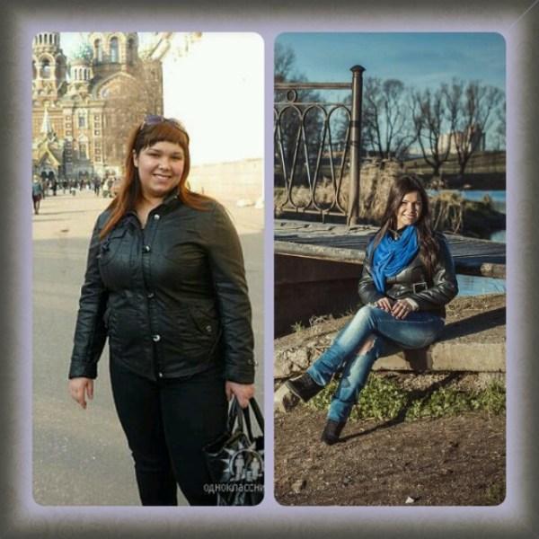 Люди, которые похудели: до и после / Всё самое лучшее из ...