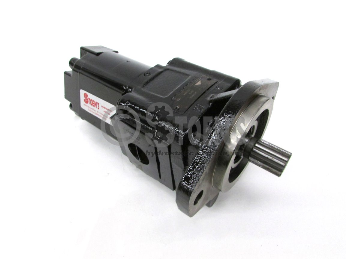 Cat Double Gear Pump