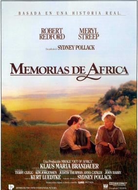 走出非洲Out of Africa(1985)_1905電影網
