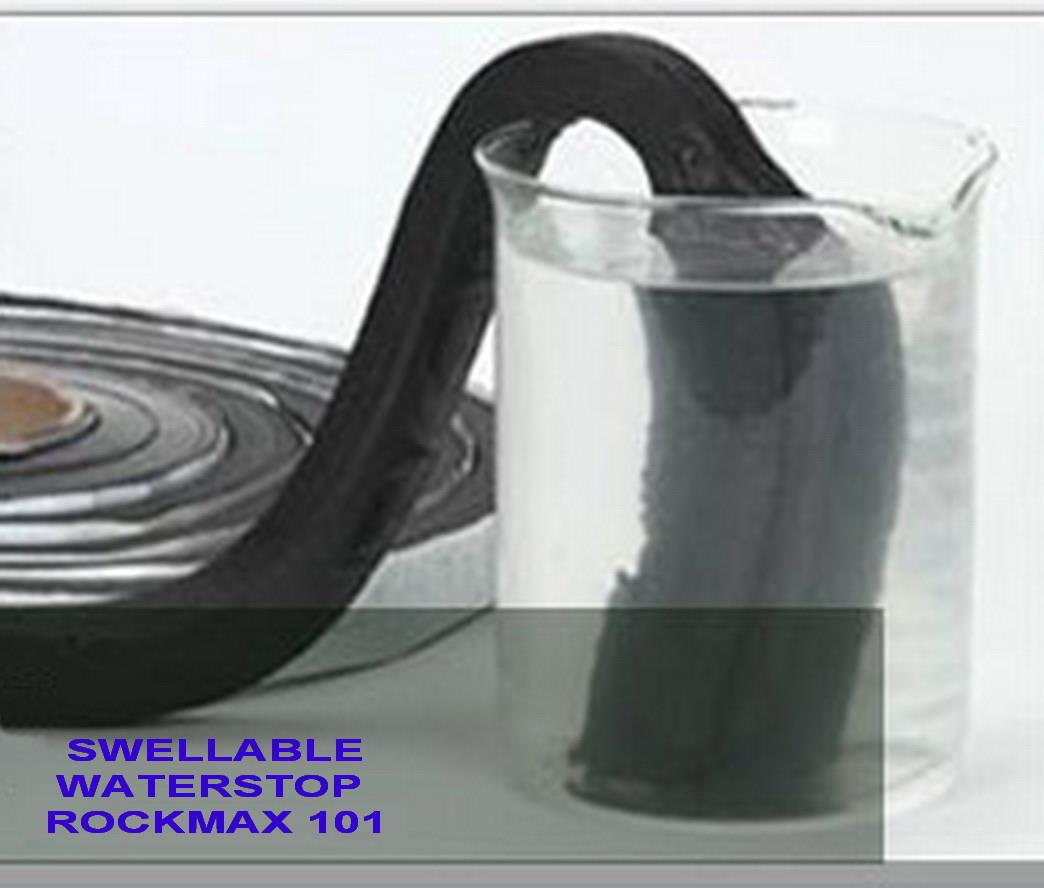 Sell Swellable Waterstop ROCKMAX 101 From Indonesia By PT Selaras Cipta GlobalCheap Price